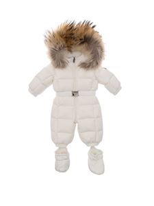 Moncler Jr - New Jean padded suit