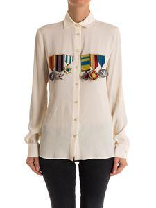 Stella Jean - Silk blend shirt