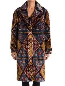 Stella Jean - Padded coat