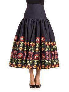 Stella Jean - Cotton skirt