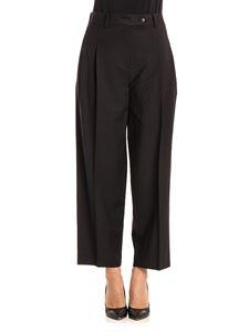 Stella Jean - Wool trousers