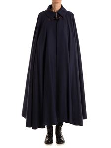 Vivienne Westwood  - Wool and cashmere cape