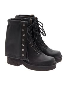 See by Chloé - Leather boots