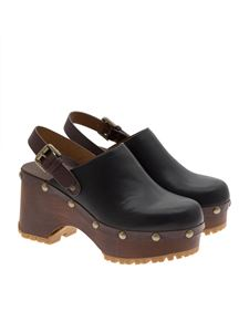 See by Chloé - Leather clogs