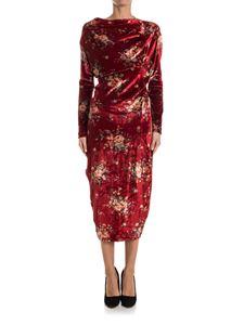 Vivienne Westwood  - Velvet dress (Andreas Kronthaler Unisex collection for Vivienne Westwood)