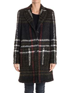 T-jacket by Tonello - Wool blend coat
