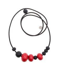 Maria Calderara - Elastic necklace