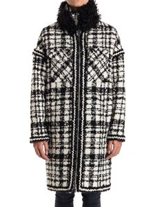 MONCLER GAMME ROUGE - Ludmilla coat