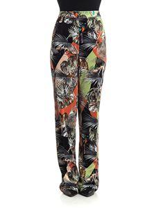 Blugirl - Velvet trousers