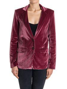 PATRIZIA PEPE - Velvet jacket