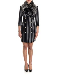ELISABETTA FRANCHI - Wool dress