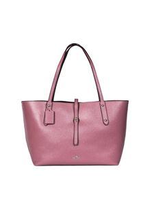 Coach - Glitter leather bag