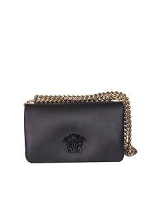 Versace - Leather shoulder bag