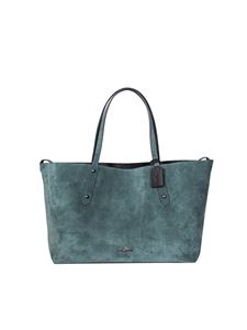 Coach - Suede bag