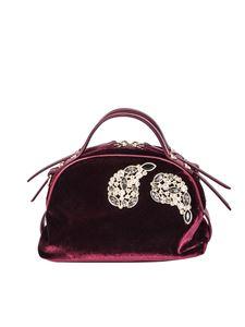 Borbonese - Velvet bag