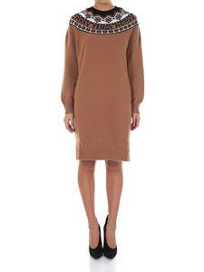 Fendi - Wool and cashmere dress