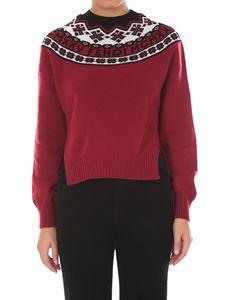 Fendi - Wool and cashmere sweater