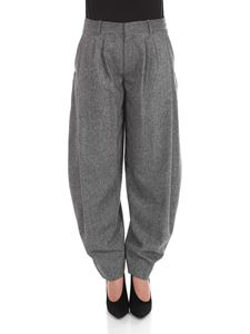 Chloé - Stretch wool trousers