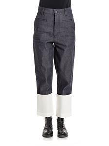 LOEWE - Cotton jeans