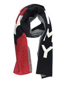 Tommy Hilfiger - Wool blend scarf