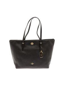 Coach - Saffiano effect leather bag