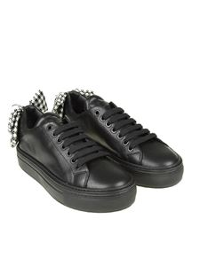 Pinko - Leather sneakers