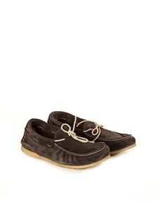 Pantofola d'oro - MOCASSINO SCAMOSCIATO