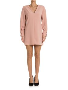 ELISABETTA FRANCHI - V-neck dress