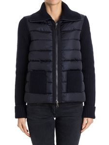 Moncler - Wool and cashmere cardigan