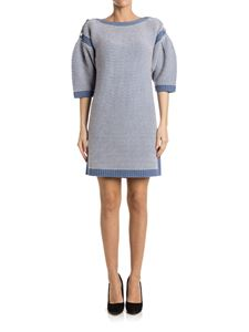ELISABETTA FRANCHI - Cashmere blend dress