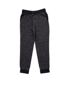 LIU JO Junior - Viscose and cotton trousers