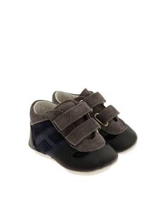 HOGAN JUNIOR - Leather shoes