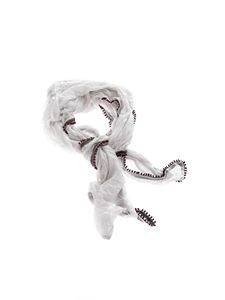 813 OTTOTREDICI - Modal and cashmere scarf