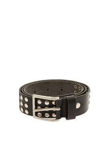 MANUEL RITZ - Leather belt