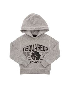 Dsquared2 - Cotton sweatshirt