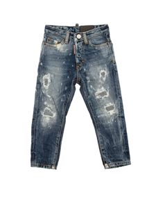 Dsquared2 - Cotton jeans