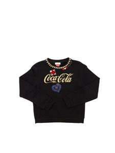 Pinko - Lorena Sweatshirt (Coca-Cola Collaboration)