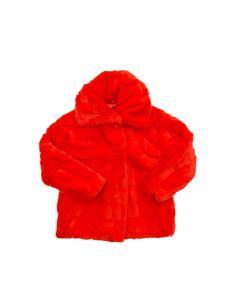 Diesel - Jannina Eco-fur jacket
