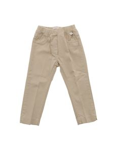 Il gufo - Cotton trousers