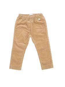 Il gufo - Velvet trousers