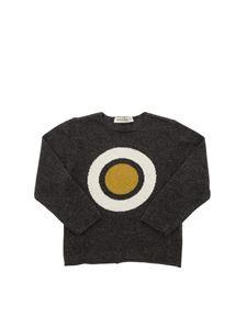 MANUEL RITZ - Wool blend sweater