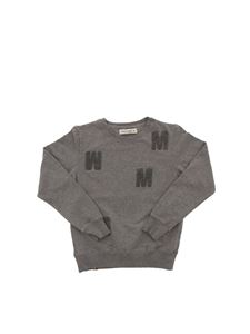 MANUEL RITZ - Cotton Sweatshirt