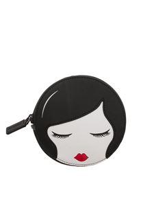 LULU GUINNESS - Disco Doll shopping bag