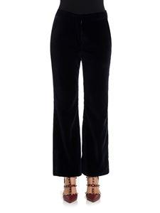 Stella McCartney - Velvet trousers