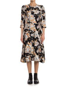 MARNI - Viscose and silk dress