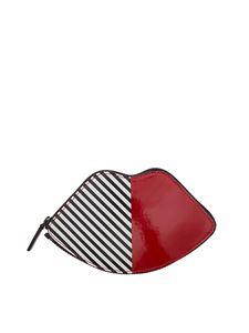 LULU GUINNESS - 5050 Lip shopper bag