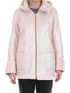 Sylvie Schimmel - Reversible shearling coat
