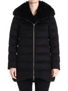 Herno - Silk and cashmere down jacket