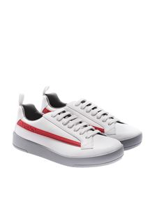 Prada Sport - Leather sneakers