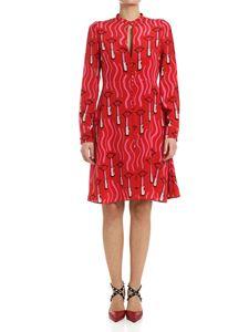 Valentino - Chiffon dress
